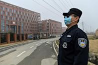 A WHO team of experts visited the Wuhan laboratory that some US officials said could have been the source of the coronavirus