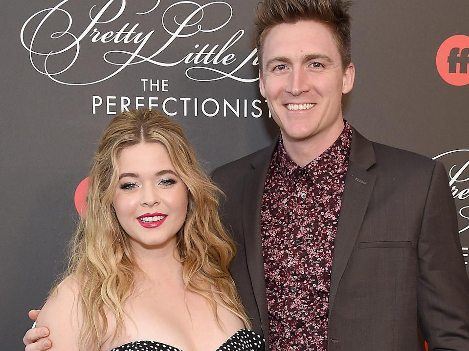 sasha pieterse and hudson sheaffer march 2019