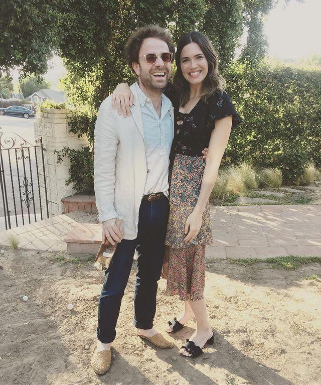 "<p>Taylor and Mandy were engaged at their home in Los Angeles, reported <em><a href=""https://people.com/tv/mandy-moore-engaged-taylor-goldsmith/"" rel=""nofollow noopener"" target=""_blank"" data-ylk=""slk:People"" class=""link rapid-noclick-resp"">People</a></em>. </p><p>This big step came shortly after the couple celebrated their two-year anniversary. Mandy shared a sweet post on Instagram for her then-boyfriend, writing: ""The best 2 years. Never not smiling with you, T.""</p><p><a href=""https://www.instagram.com/p/BWc-bFUngwK/?utm_source=ig_embed&utm_medium=loading"" rel=""nofollow noopener"" target=""_blank"" data-ylk=""slk:See the original post on Instagram"" class=""link rapid-noclick-resp"">See the original post on Instagram</a></p>"