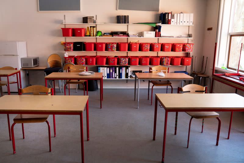 Reopening schools in Denmark did not worsen outbreak, data shows