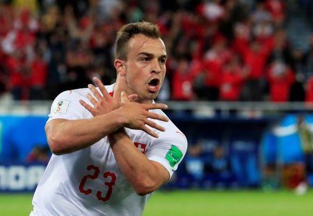 Ethnic Kin Of Swiss Scorers Rush To Pay Their World Cup Fines