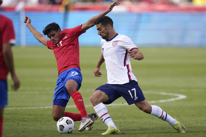 US routs Costa Rica 4-0 to finish 4-game, 11-day stretch