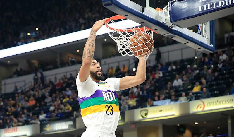 Anthony Davis is set to join the Los Angeles Lakers after a trade with the New Orleans Pelicans, US media reports said