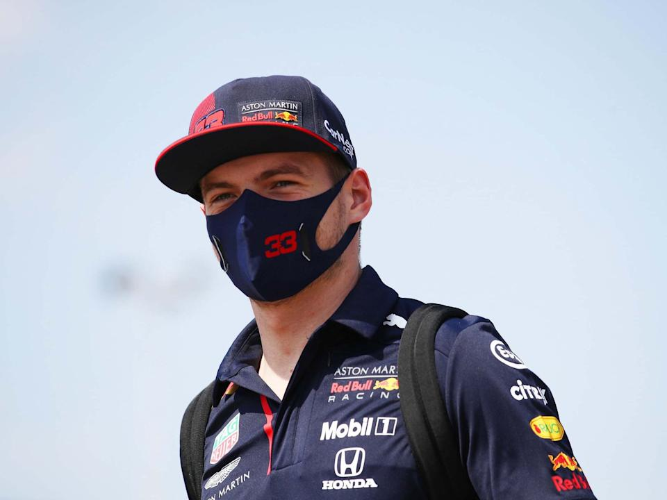 Max Verstappen believes Red Bull can make the most of any more tyre issues Mercedes have this season: Getty