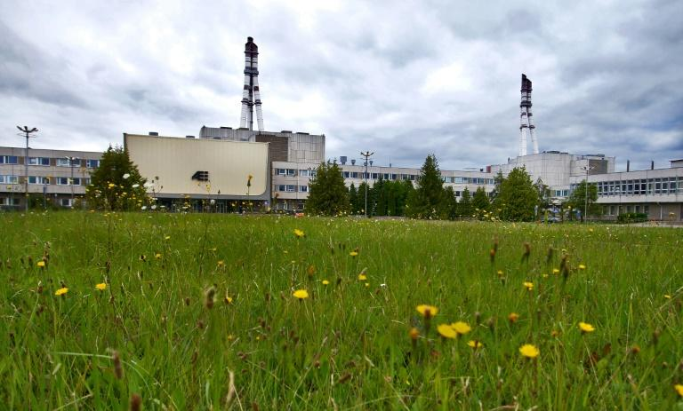 "Tourists can visit the decommissioned Ignalina nuclear reactor in Lithuania. Interest has grown after the success of the ""Chernobyl"" TV series, whose outdoor scenes were shot there (AFP Photo/Petras Malukas)"