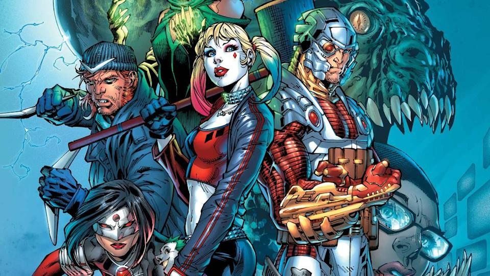 "<p>In DC's latest revamp, a.k.a. ""Rebirth,"" comic-book Harley closely hews to movie Harley. (<i>Image: DC Comics)</i></p>"