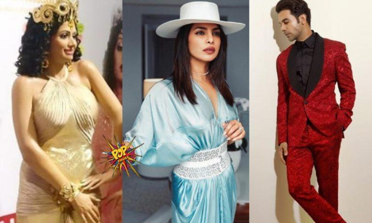News Of The Day_ From Sridevi's Wax Statue Being Unveiled By Janhvi and Khushi Kapoor To Priyanka Chopra Coming Together With Rajkummar Rao For The White Tiger!-min