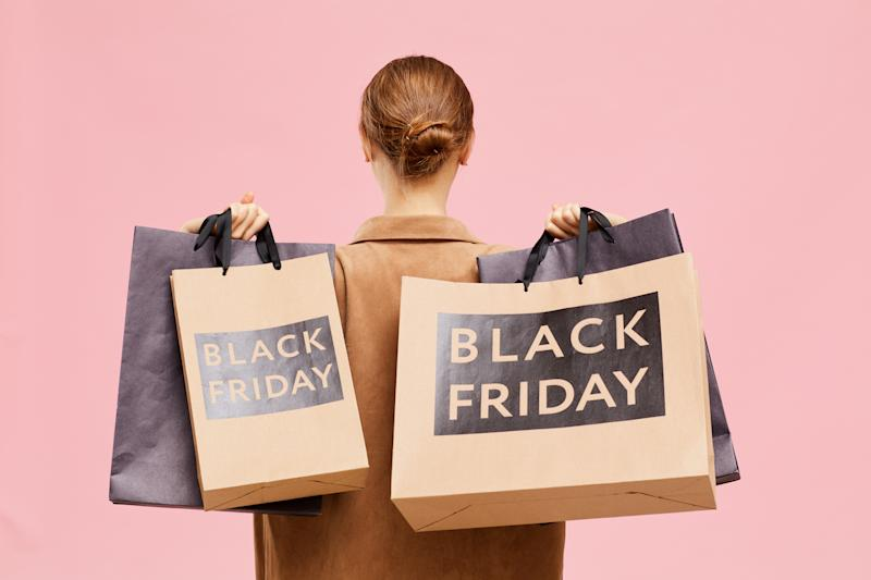 Get set to bag a bargain this Black Friday 2019 [Photo: Getty]