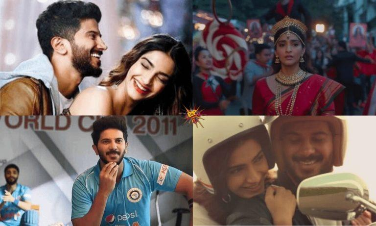 The Zoya Factor Review : Dulquer Salmaan Aces Each Frame
