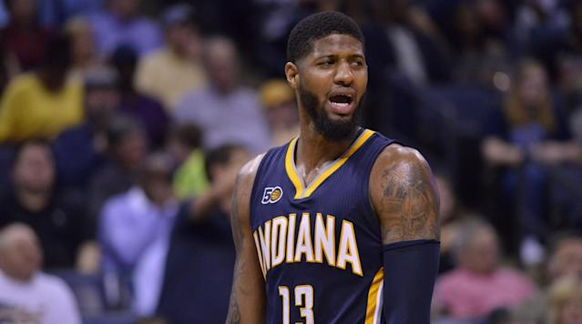 With the season drawing to a close and All-NBA team voting on tap, there's one major subplot worth following: the financial fate of Paul George.