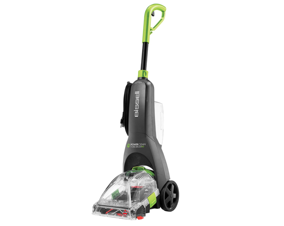 The Bissell Powerclean Carpet Clean is on sale now through Amazon Canada.