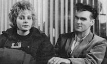 <p>One year after The Smiths broke up, Morrissey decided to try something new: He did a quick cameo on British soap opera, <em>South</em>, in an attempt to promote his debut solo album, <em>Viva Hate</em>. On <em>South</em>, Morrissey played himself interacting with a fan who is freaking out over meeting him.<br></p>