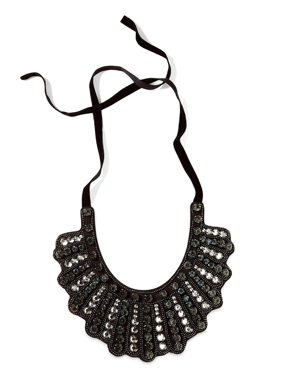 """<p>Is she the kind of woman who always sets the bar? This <span>Banana Republic Notorious Necklace</span> ($98) <a href=""""https://www.popsugar.com/fashion/banana-republic-notorious-necklace-47955584"""" class=""""link rapid-noclick-resp"""" rel=""""nofollow noopener"""" target=""""_blank"""" data-ylk=""""slk:re-released in honor of the late justice Ruth Bader-Ginsburg"""">re-released in honor of the late justice Ruth Bader-Ginsburg</a> would be a gift she'll appreciate and cherish.</p>"""