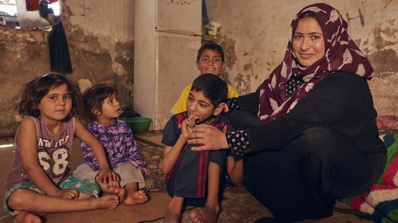Leyla and her family fled Syria to a Jordan refugee camp. Source: Act for Peace