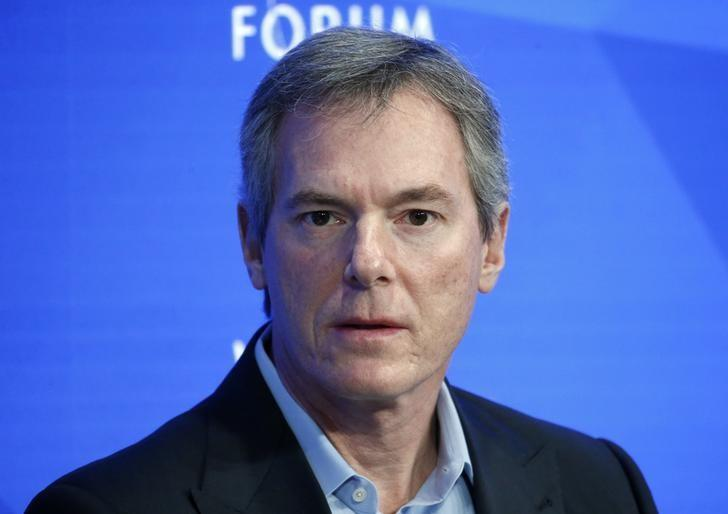 FILE PHOTO - Jacobs attends the WEF annual meeting in Davos