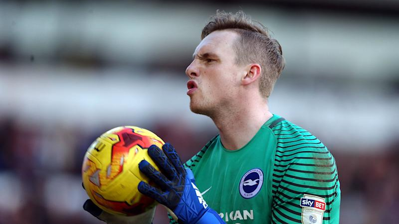 Norwich City 2 Brighton and Hove Albion 0: Stockdale nightmare makes visitors wait for title