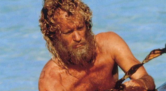 Jose Ivan's story has drawn comparison with the storyline of Cast Away, featuring Tom Hanks. Photo: Universal.
