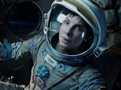 """<p>The opening title card of Alfonso Cuaron's 2013 space survival flick tells us, """"At 600 km above planet Earth, the temperature fluctuates between +258 and -148 degrees Fahrenheit. There is nothing to carry sound. No air pressure. No oxygen. Life in space is impossible.""""</p><p>Sandra Bullock's Dr. Stone, who isn't even supposed to be up there, survives not only the decimation of her space shuttle, but also a fire-extinguisher-propelled float between space stations, a massive fire, the death of her only companion, and an unplanned and uncontrolled re-entry into Earth's atmosphere. She's about as resilient as they come.</p>"""