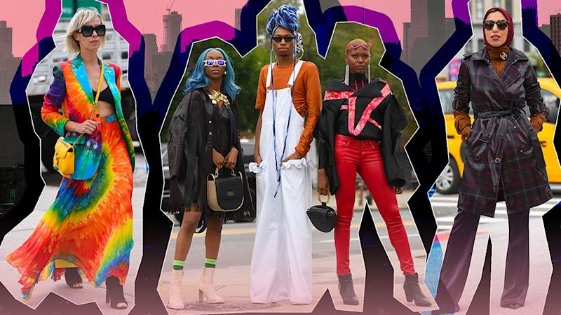 Every Head-Turning Street Style Look from New York Fashion Week Spring 2020