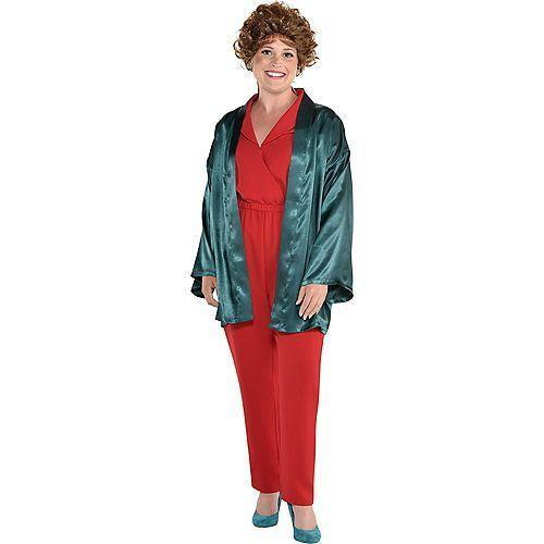 """<p><strong>$24.99</strong></p><p><a href=""""https://www.partycity.com/adult-blanche-deveraux-romper---golden-girls-P859862.html?q=adult+blanche"""" rel=""""nofollow noopener"""" target=""""_blank"""" data-ylk=""""slk:Shop Now"""" class=""""link rapid-noclick-resp"""">Shop Now</a></p><p>Bring back the pure love —and comfy loungewear!—from your favorite '90s sitcom. (Laugh track not included.)</p><p><a class=""""link rapid-noclick-resp"""" href=""""https://www.amazon.com/Golden-Officially-Licensed-Cosplay-Costume/dp/B07Y5N8YJP/ref=sr_1_3?crid=39A27XLOLJZ3I&dchild=1&keywords=rose+golden+girls+costume&qid=1626360401&sprefix=rose+golden+girls+co%2Caps%2C184&sr=8-3&tag=syn-yahoo-20&ascsubtag=%5Bartid%7C2140.g.37024950%5Bsrc%7Cyahoo-us"""" rel=""""nofollow noopener"""" target=""""_blank"""" data-ylk=""""slk:Shop Rose costume"""">Shop Rose costume</a></p>"""