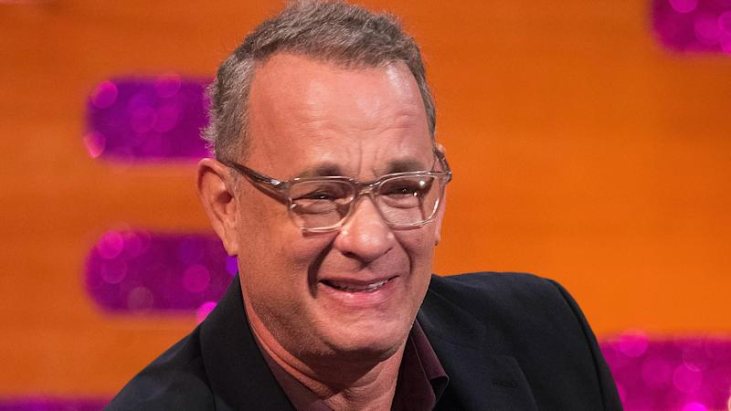Tom Hanks hosts 'SNL' for its first-ever remote, pre-recorded show