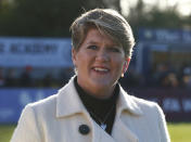 Clare Balding broadcaste during Barclays Women's Super League match between Arsenal Women and Chelsea Women at Meadow Park Stadium on January 19, 2020 in Borehamwood, England (Photo by AFS/Espa-Images)(Credit Image: © ESPA/Cal Sport Media/Sipa USA Photo Agency/CSM/Sipa USA)