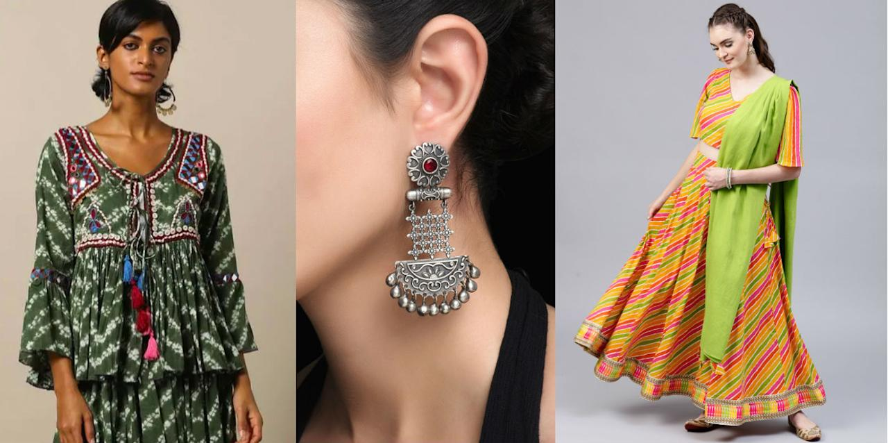 Festive shopping guide on what to buy this Navratri.