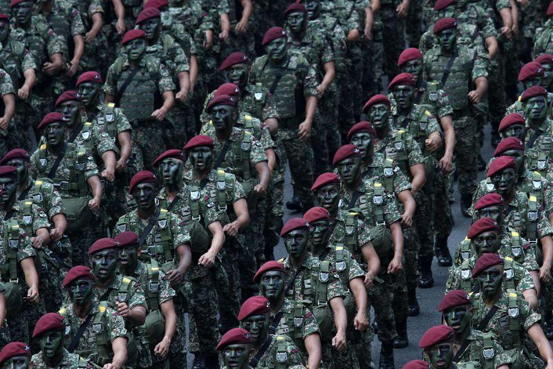 Malaysian army 'ready to perform its duty' towards Palestinians