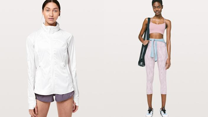 These tried and true athleisure pieces are totally worth the price.