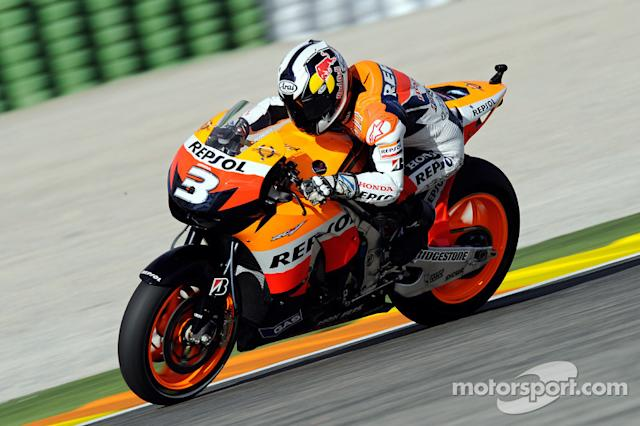 """2009. Dani Pedrosa <span class=""""copyright"""">Red Bull GmbH and GEPA pictures GmbH</span>"""