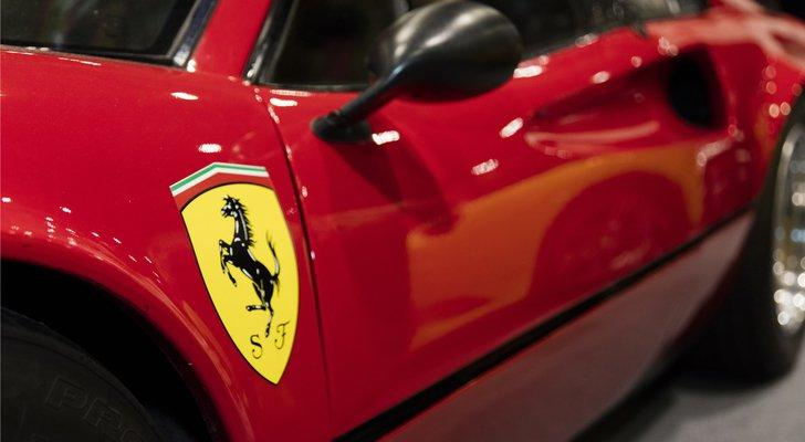 Ferrari N V Race Stock Is Off To The Races