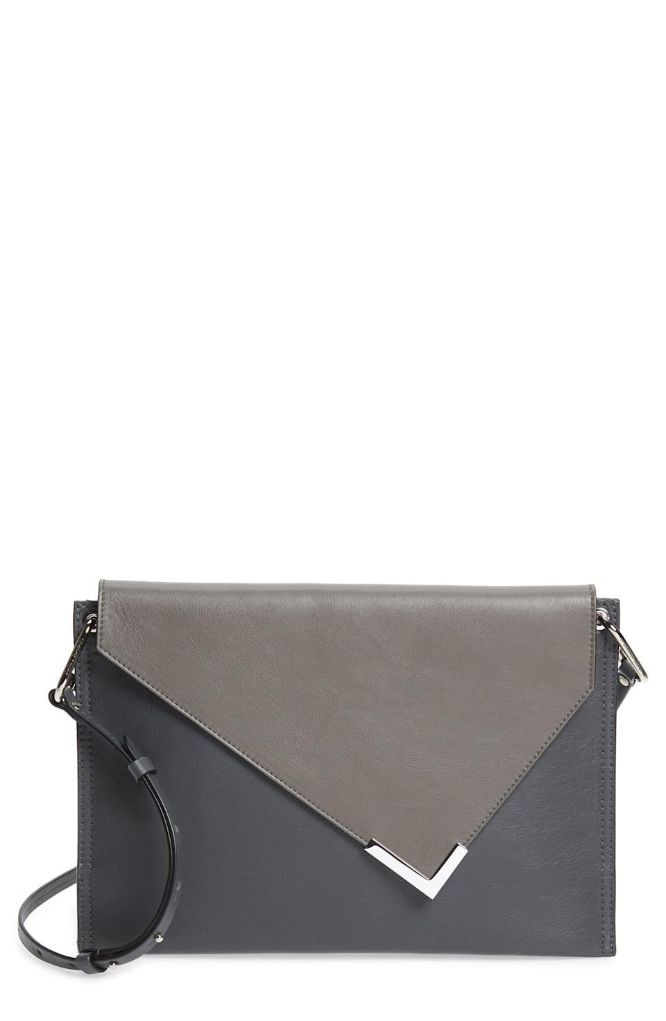 """<p><strong>ISABEL MARANT</strong></p><p>nordstrom.com</p><p><strong>$438.00</strong></p><p><a href=""""https://go.redirectingat.com?id=74968X1596630&url=https%3A%2F%2Fwww.nordstrom.com%2Fs%2Fisabel-marant-tryne-colorblock-leather-shoulder-bag%2F5764878&sref=https%3A%2F%2Fwww.marieclaire.com%2Ffashion%2Fg35090742%2Fnordstrom-half-yearly-sale-2020%2F"""" rel=""""nofollow noopener"""" target=""""_blank"""" data-ylk=""""slk:Shop Now"""" class=""""link rapid-noclick-resp"""">Shop Now</a></p>"""