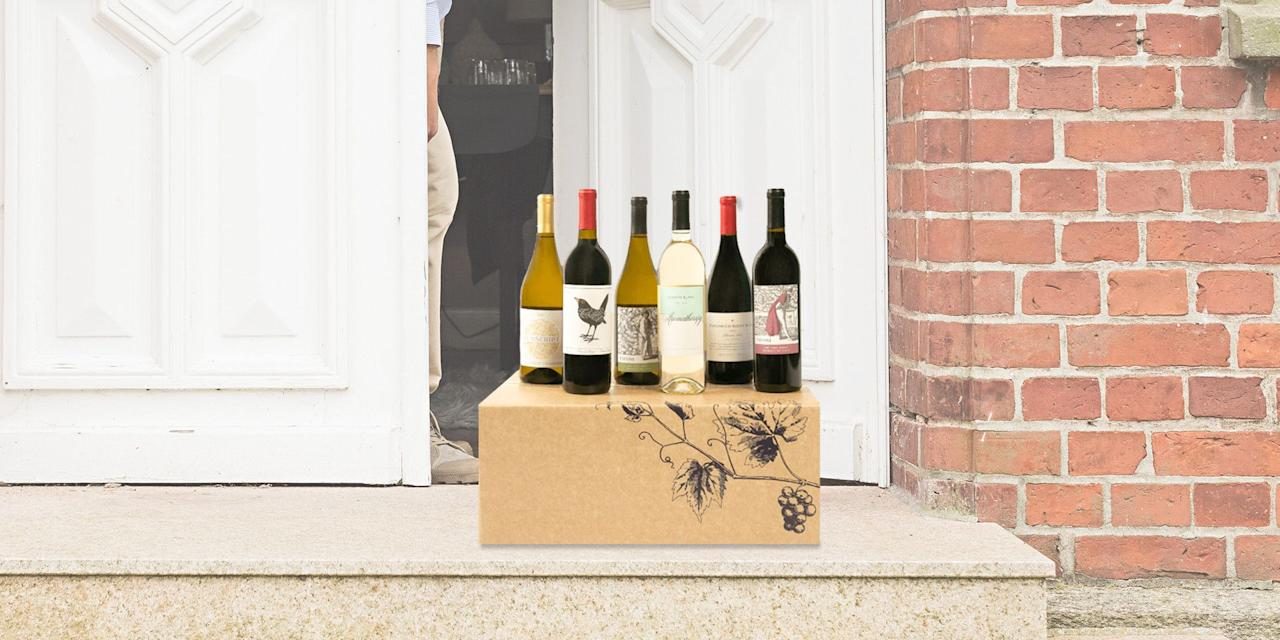 "<p>It is always time for wine. Which means it's a good idea to pay for regular shipments of wine to your house so you're never without. Yes, a wine subscription box could be in order for your wine consumption needs. Instead of trolling the wine aisles at the grocery store, you'll already have a varietal (or three, or 10) waiting for you at home. And instead of randomly picking out the most attractive bottle at the specialty wine shop—in fact, you <em>are</em> a sucker for cool, graphically designed labels that reveal virtually zero information about the liquid contained inside, even more so if they're on sale—you can rely on someone who knows this shit far better than you to send the good stuff. And if you're a regular wine drinker, you'll probably save some money, since wine bundled in boxes generally costs less than buying bottles piecemeal. </p><p>So take a minute to find a wine subscription box that'll faithfully send you what you want to drink, be it red, white, bubbly, or weird. Whether you're looking to stock your own collection or give a gift to an even more enthusiastic wine drinker than yourself, these are the best wine subscription boxes to check out. <a href=""https://www.esquire.com/food-drink/drinks/a27377167/best-online-alcohol-delivery-services/"" target=""_blank"">Just make sure your state allows for alcohol deliveries</a> before you sign up to spend a bundle. (You know what else you can get delivered to your door? Beer and liquor and even cocktail-making sets. <a href=""https://www.esquire.com/food-drink/drinks/g27504607/best-alcohol-subscription-boxes/"" target=""_blank"">Check those out, too.</a>)</p>"