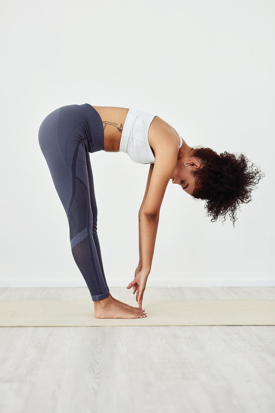 "<p>Yoga is an easy way to start your day on a refreshing note. Find an online class — you could try <a href=""https://www.youtube.com/"" rel=""nofollow noopener"" target=""_blank"" data-ylk=""slk:YouTube"" class=""link rapid-noclick-resp"">YouTube</a> for a free flow or head to <a href=""https://www.eventbrite.com/d/online/new-year%27s-eve-yoga/?q=new+year%27s+eve+yoga"" rel=""nofollow noopener"" target=""_blank"" data-ylk=""slk:Eventbrite"" class=""link rapid-noclick-resp"">Eventbrite</a> for a NYE-themed class — or download a <a href=""https://www.goodhousekeeping.com/health-products/g26950282/best-yoga-apps/"" rel=""nofollow noopener"" target=""_blank"" data-ylk=""slk:top-rated yoga app"" class=""link rapid-noclick-resp"">top-rated yoga app</a>. Then, pull out your mat and get moving. Try a vinyasa practice for something firey and fast or a yin yoga practice for something slow and relaxing. </p>"