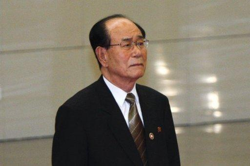 Kim Yong-Nam acts as N.Korea's ceremonial head of state