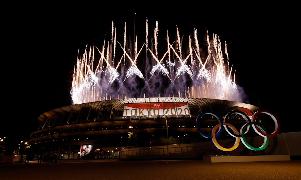 The Tokyo Olympics, which kicked off with the opening ceremonies Friday night, are set to run through Aug. 8.