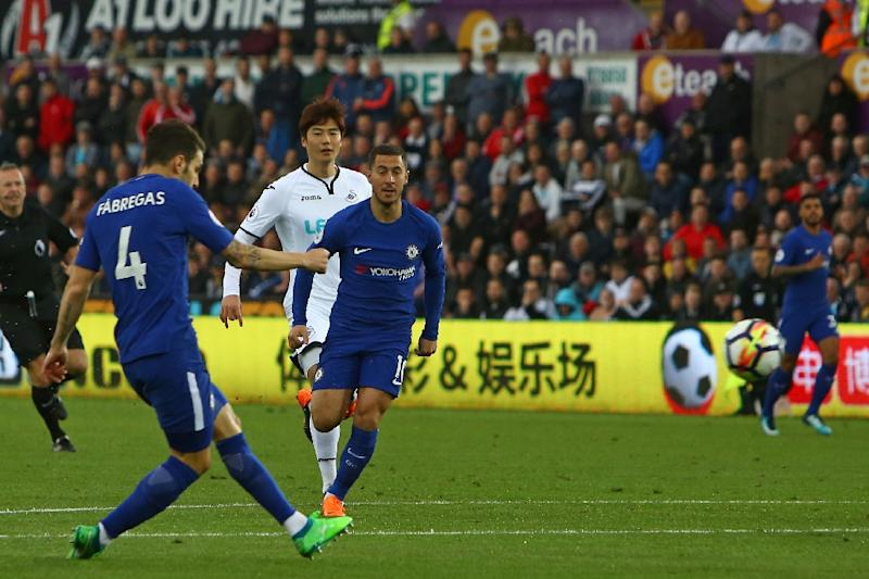 Eden Hazard, Cesc Fabregas Shine Despite Chelsea Lack of Chances