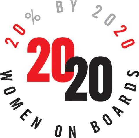 Aramark Honored by 2020 Women on Boards for Having 20% or More Corporate Board Seats Held by Women