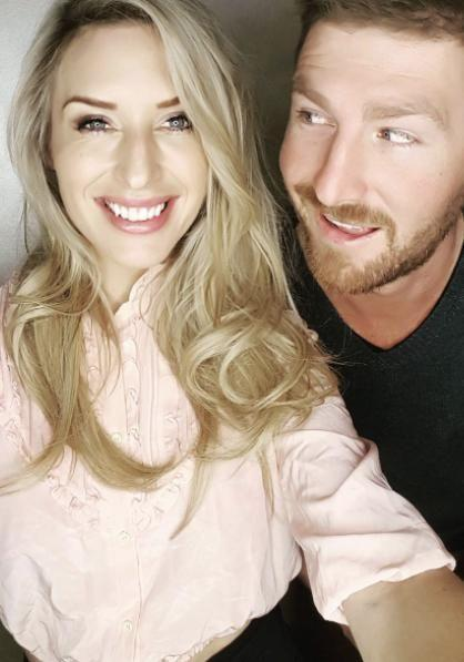 Married At First Sight Sharon Marsh and Nick Furphy have split have nine months together. Source: Instagram