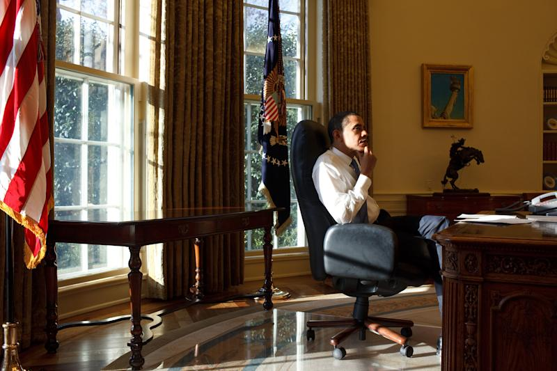 Pete Souza—The White House