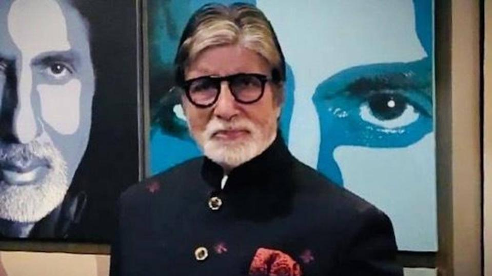Big B remembers mother Teji Bachchan on death anniversary