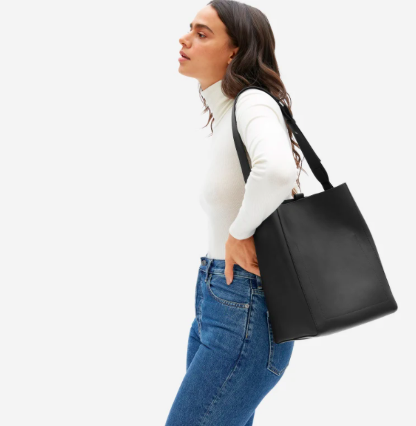 Everlane's new Studio Bag is perfect for fall.