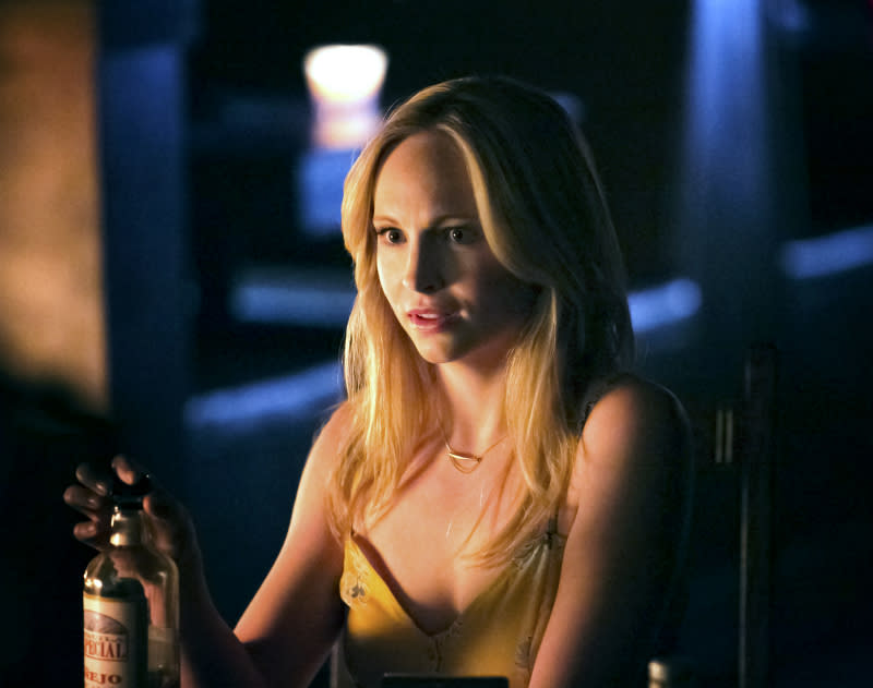 """The Walking Dead"" -- Candice Accola as Caroline"