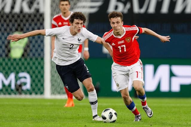 Aleksandr Golovin must live up to the hype for Russia to succeed on home soil at the 2018 World Cup. (Getty)