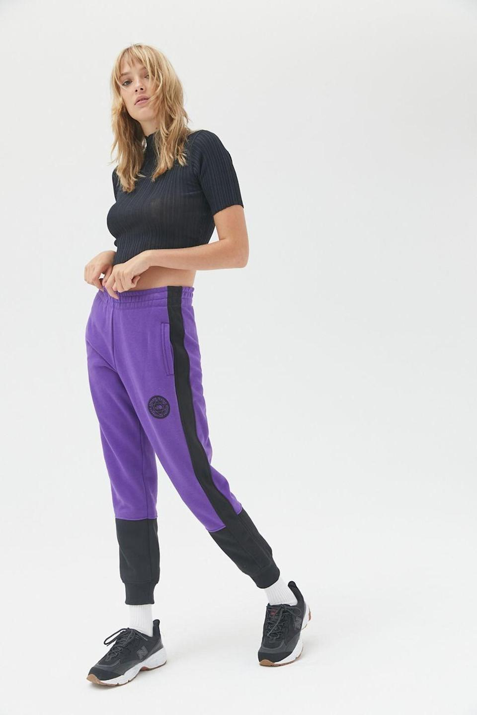<p><span>The North Face Graphic Collection Jogger Pant</span> ($75)</p>