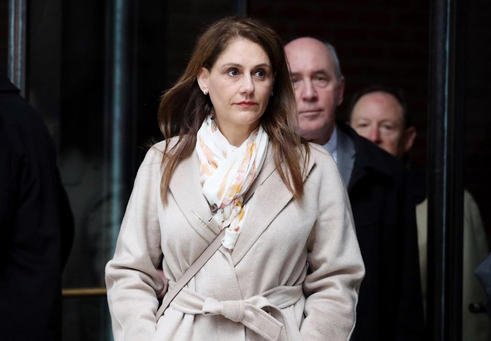 "<p>Hot Pockets heiress and former food company executive Michelle Janavs admitted to paying $100,000 so that someone could cheat on her daughters' ACT exams. She also agreed to pay $200,000 to have one of her daughters admitted to USC as a fake volleyball recruit. In Feb. 2020, she <a href=""http://www.cnn.com/2020/02/25/us/michelle-janavs-sentence-college-admissions-scam/index.html"" class=""link rapid-noclick-resp"" rel=""nofollow noopener"" target=""_blank"" data-ylk=""slk:received a five-month prison sentence with two years of supervised release and was ordered to pay a $250,000 fine"">received a five-month prison sentence with two years of supervised release and was ordered to pay a $250,000 fine</a>. </p>"