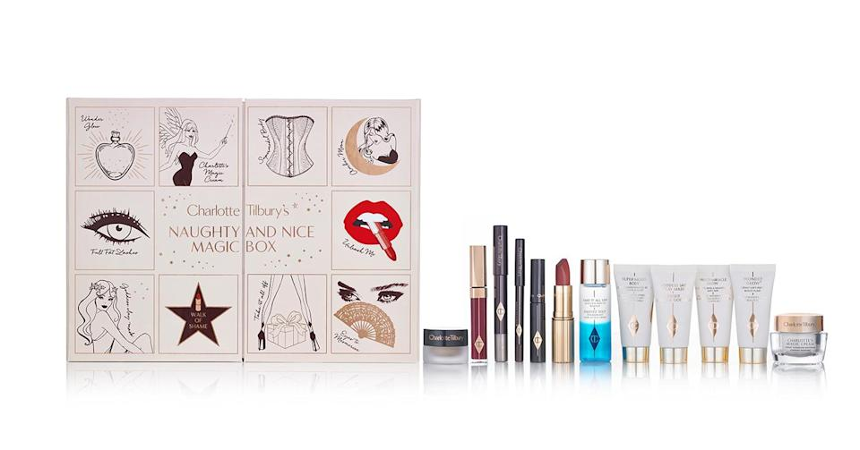 <p>Snap this one up fast: Charlotte Tilbury's products have a habit of flying off shelves, and we have a feeling the £150 price tag won't stop fans from splurging on this box of treats. <em>Available from Charlotte Tilbury.</em> </p>