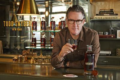 Todd Snyder for Legent Bourbon