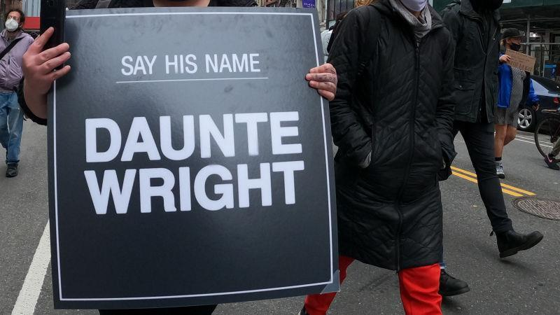 Protests erupted across the country following the shooting of Daunte Wright on April 11.
