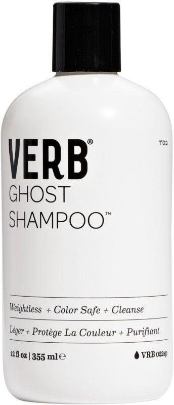 """<h2>Verb Ghost Shampoo</h2><br><strong>Best Weightless</strong><br><br>If you're tired of dealing with lack of volume and flat roots, Verb's Ghost (get it...because it's invisible?) shampoo is a personal fave of mine. Plus, it's safe for color-treated hair.<br><br><strong>VERB</strong> Ghost Shampoo, $, available at <a href=""""https://go.skimresources.com/?id=30283X879131&url=https%3A%2F%2Fwww.ulta.com%2Fp%2Fghost-shampoo-pimprod2024723"""" rel=""""nofollow noopener"""" target=""""_blank"""" data-ylk=""""slk:Ulta Beauty"""" class=""""link rapid-noclick-resp"""">Ulta Beauty</a>"""